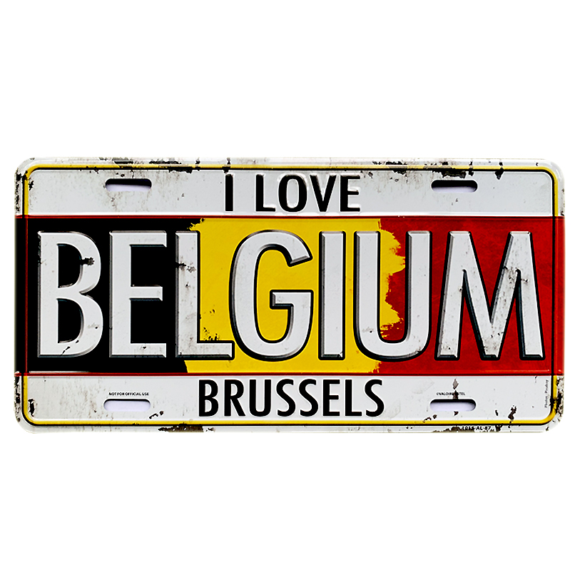 Projeto Redescobrindo a Bélgica