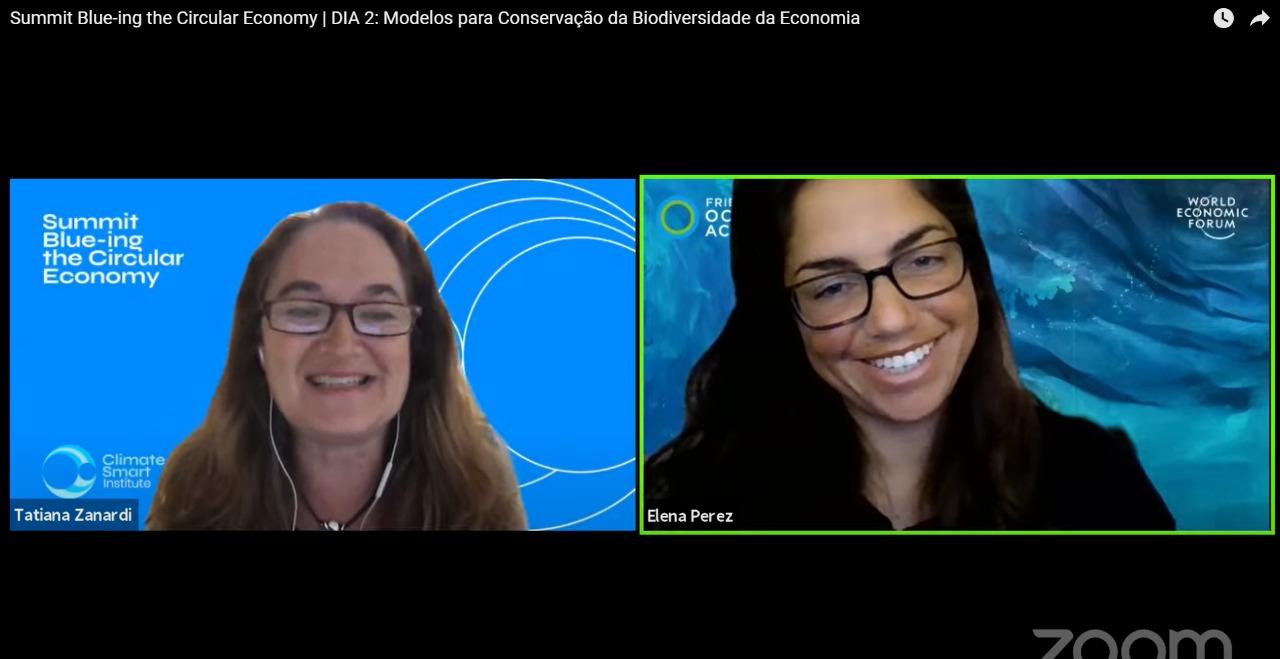 Summit Blue-Ing The Circular Economy apresenta novidades para a comunidade do Brasil e Atlântica